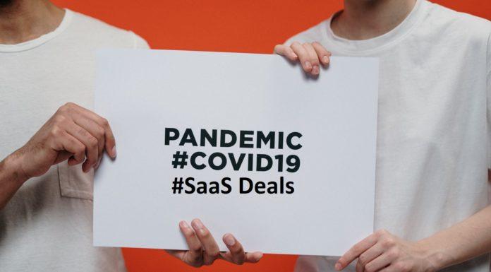 Covid 19 SaaS Deals