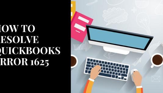 How To Resolve QuickBooks error 1625