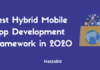 best hybrid app development trends in 2020