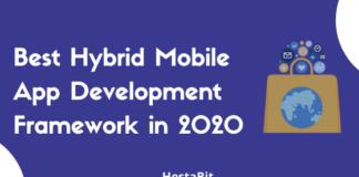 best hybrid app development trends in 2020