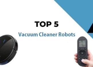 5 best vacuum cleaner robots