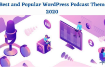 Best and Popular WordPress Podcast Theme