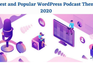 Best and Popular WordPress Podcast Theme
