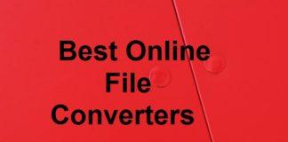 online file converters