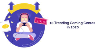 10 Trending Gaming Genres in 2020