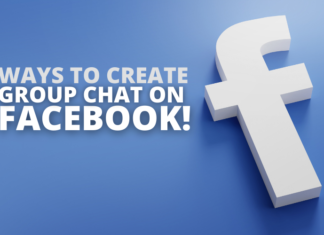 How to Create a Group Chat on Facebook Messenger
