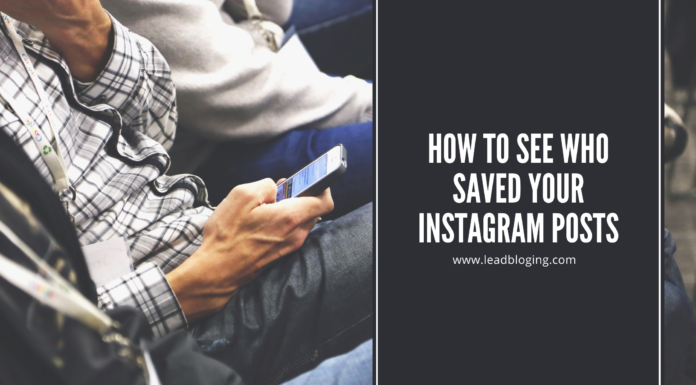 Who Saved Your Instagram Posts