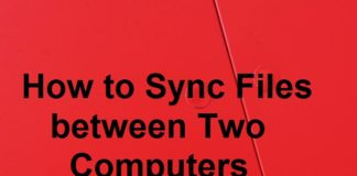How to Sync Files between Two Computers in Windows 10/8/7