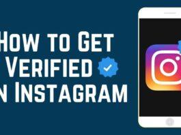 checkmark on instagram