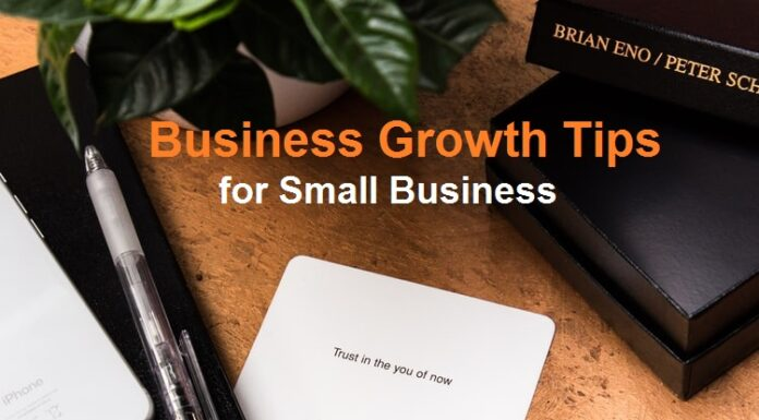 Business Growth Tips