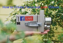 How to Create Facebook Live Videos