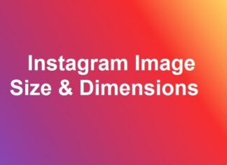 Instagram Image Size & Dimensions