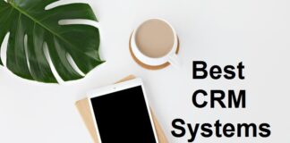 Best CRM Systems