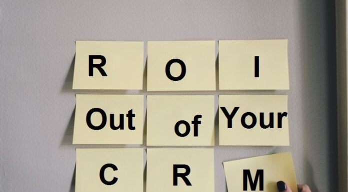 ROI Out of Your CRM System