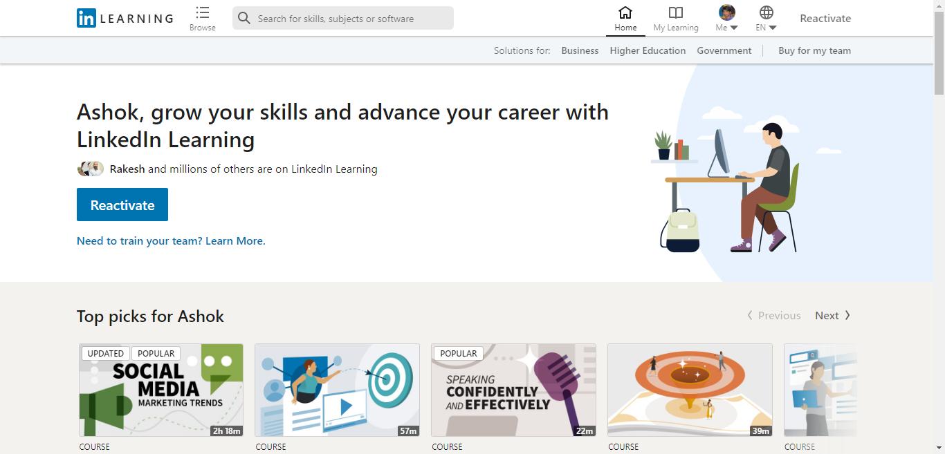 LinkedInLearning